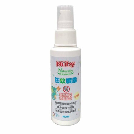 【2罐】Nuby防蚊噴霧 - 100ml【悅兒園婦幼生活館】 1