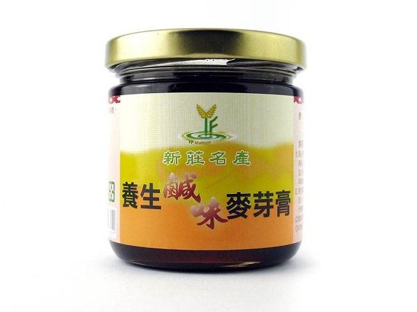 羿方 養生麥芽膏 鹹味  280g  罐
