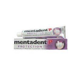 美達淨Mentadent P 除齒斑牙周保健含氟牙膏 100G/條◆德瑞健康家◆