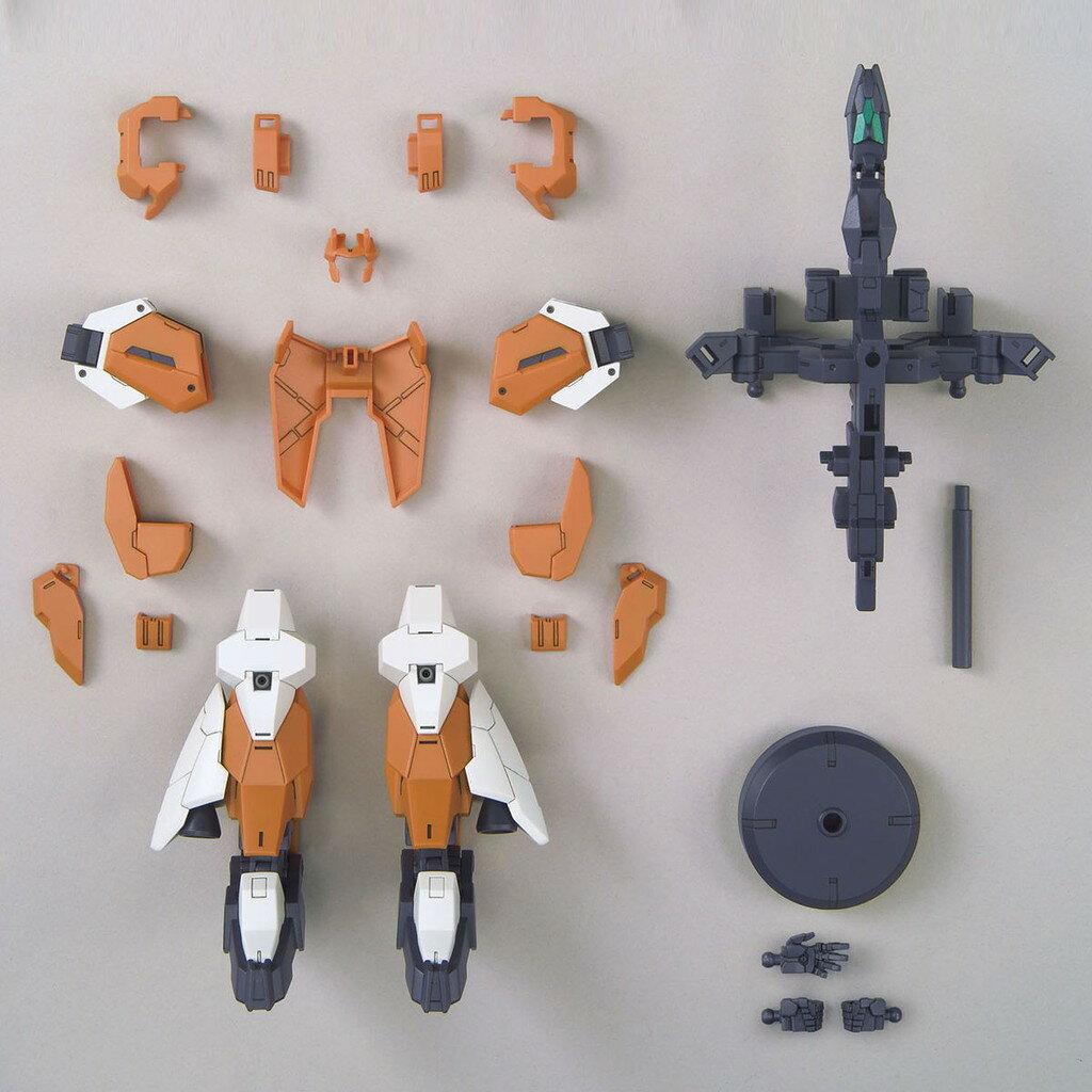 【鋼普拉】現貨 BANDAI 鋼彈創鬥者 HGBD:R 1/144 #024 SATURNIX 土星六式 武裝組 裝甲組
