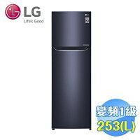 LG電冰箱推薦到LG 253公升雙門變頻冰箱 GN-L307C就在雅光電器商城推薦LG電冰箱