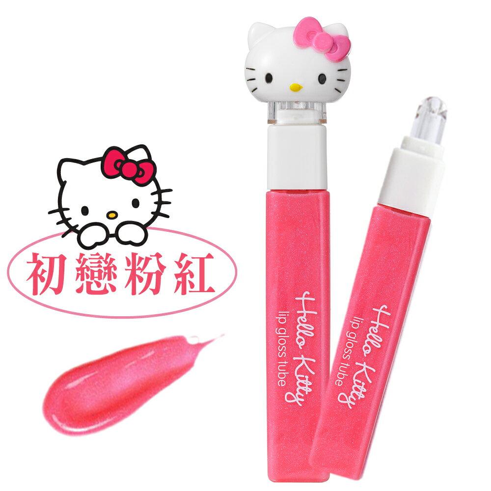 <br/><br/> Hello Kitty 蜜糖水漾唇蜜-初戀粉紅(HK09003)<br/><br/>