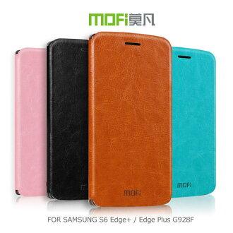 ~斯瑪鋒數位~MOFI SAMSUNG Galaxy S6 Edge+ / Edge Plus G928F 睿系列側翻皮套