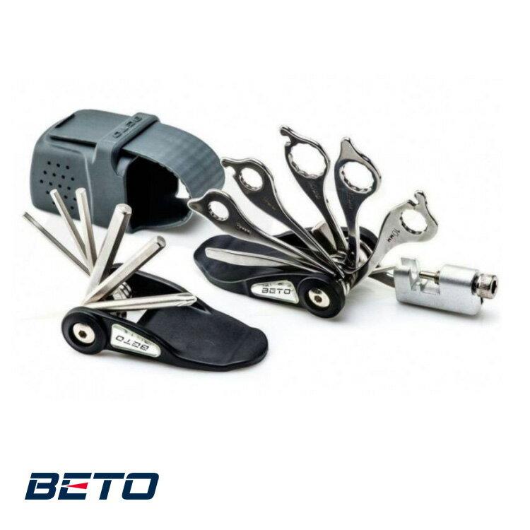 BETO 18合一複合式工具組BT~327  城市綠洲 隨身小物、攜帶方便、 、六角板手、一字起子