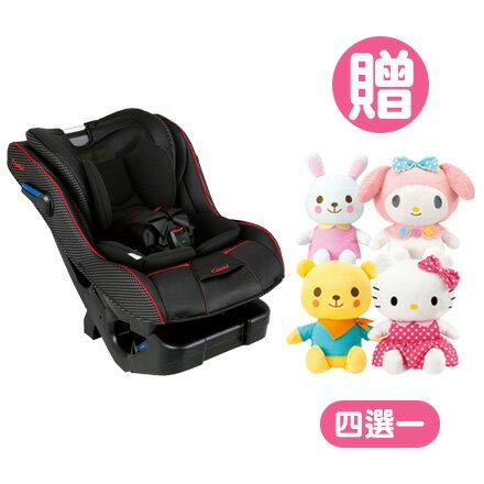 Combi 康貝 New Prim Long EG 汽車安全座椅-羅馬黑【贈好朋友玩具】【悅兒園婦幼生活館】