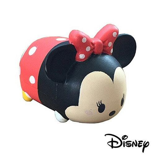 米妮款【日本進口】Tsum Tsum 疊疊樂 車子造型 擺飾 玩具 迪士尼 Disney - 526695