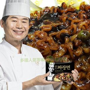 韓國八道 金炸醬麵 附炸醬調理包 -泡麵- (單包) [KR207]