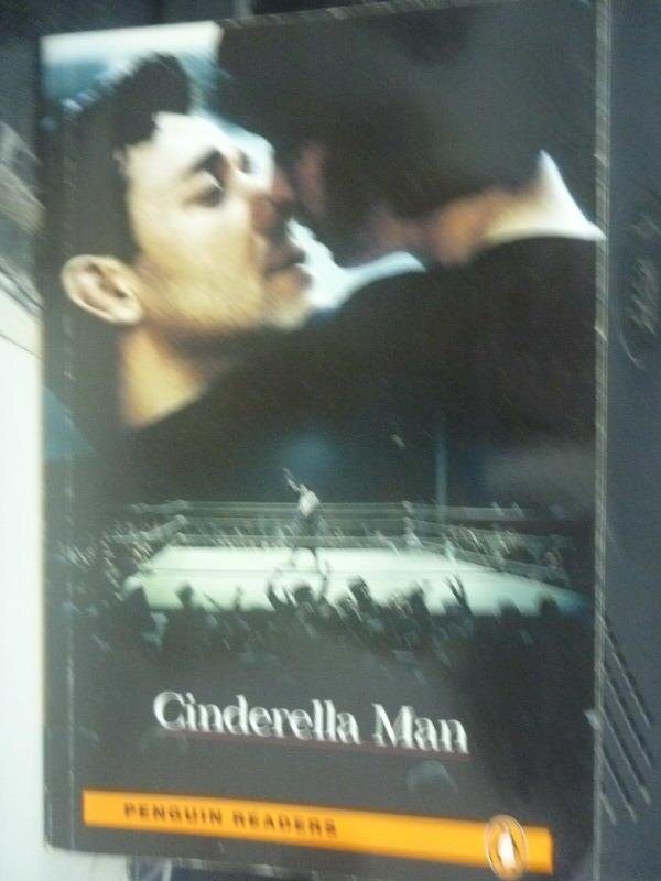 【書寶二手書T3/原文小說_HAP】Cinderella Man_Marc Cerasini