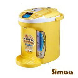 台灣【Simba 小獅王】電腦夜光液晶調乳器