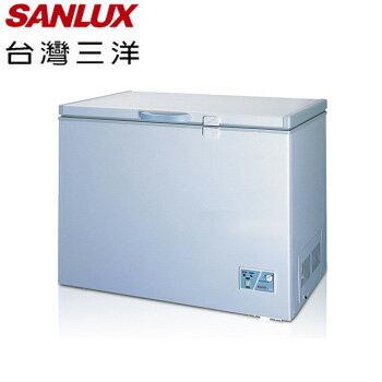 奇博網:【台灣三洋SANLUX】SCF-326T三洋326L冷凍櫃