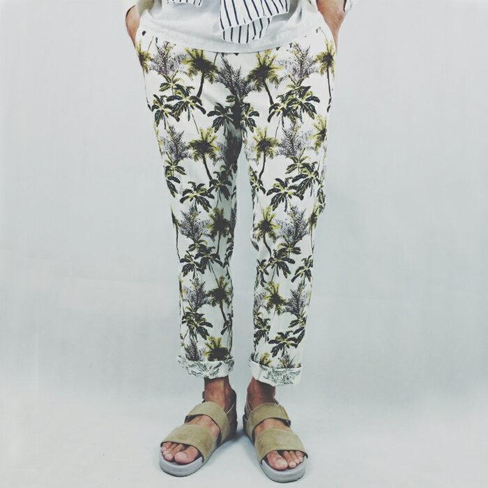 ~CANVAS~Pattern Pant