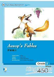 伊索寓言Aesops Fables(25K軟皮精裝+1CD)