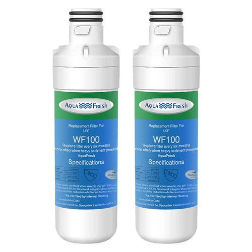 Refrigerator Water Filter Compatible with LG LSXS26396S 2 pack