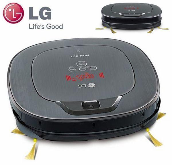<br/><br/>  免運費【LG樂金】清潔機器人【變頻版】雙眼小精靈,雙眼掃地機器人,典雅銀色 VR65715LVM<br/><br/>