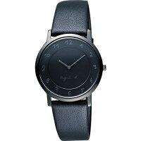 agnès b.包包推薦到AGNES.B/浪漫法國時尚圈藝術女腕錶/黑/7N00-0BC0N就在方采鐘錶推薦agnès b.包包