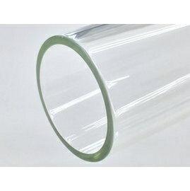 高硼硅玻璃管 3.3 Φ58 L=374㎜ 玻璃管/防爆管/高硼硅玻璃管