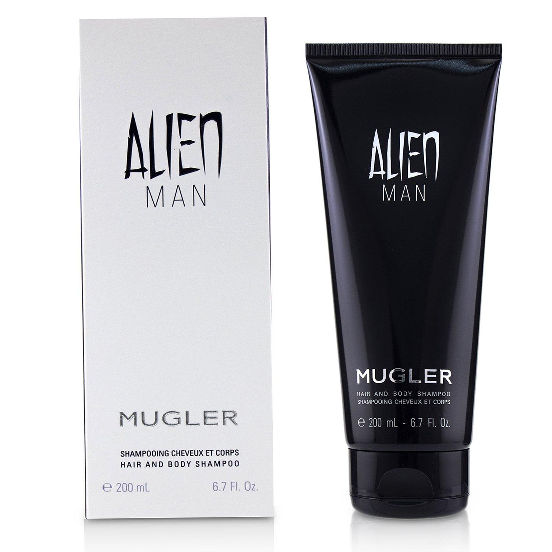 Thierry Mugler (Mugler) - 異形男士洗髮沐浴露