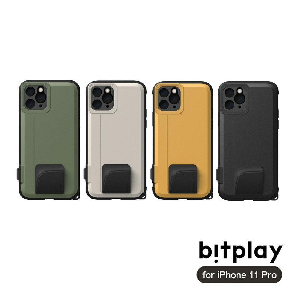 Found Goody 發現好事物 bitplay SNAP! iPhone 11 PRO 5.8吋 相機快門鍵全包覆軍規防摔相機殼 四色可選
