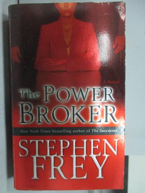 【書寶 書T7/原文小說_LPA】The Power Broker_Stephen Fre