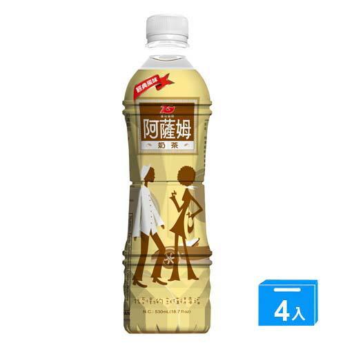 匯竑阿薩姆奶茶530ml*4【愛買】