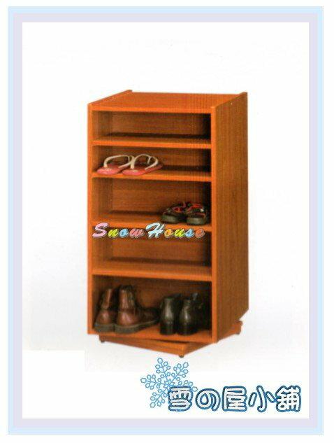 ╭~雪之屋居家 館~╯AA574~05 B01~1雙面旋轉型 鞋櫃^(櫻桃^)  置物櫃