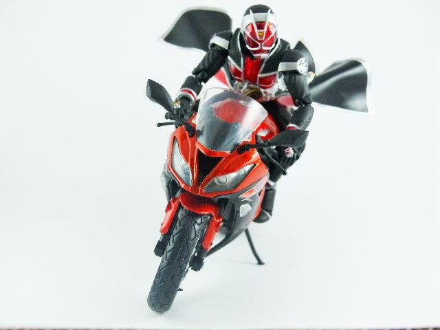 【秋葉園 AKIBA】日本限定品 kawasaki ninja ZX-6R 2014model 摩托車模型 1/12scale 適合一般尺寸公仔 5