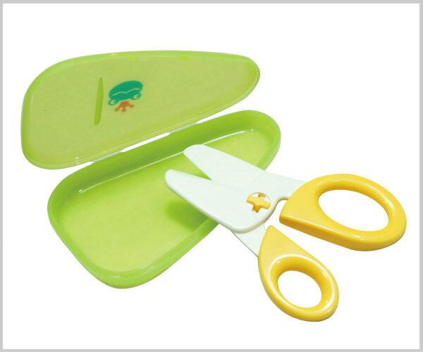 Richell利其爾 - 離乳食物剪刀 4