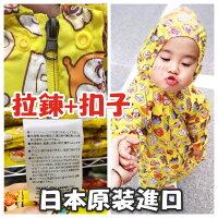 24H發貨[親子款+拉鍊款]日本麵包超人 可愛造型雨衣 細菌人兒童雨衣 三色可選 超輕量環保無毒 保證質量-媽寶反斗城-媽咪親子推薦