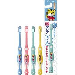 三詩達 巧虎園兒牙刷 1入 軟性毛 (4-6歲)