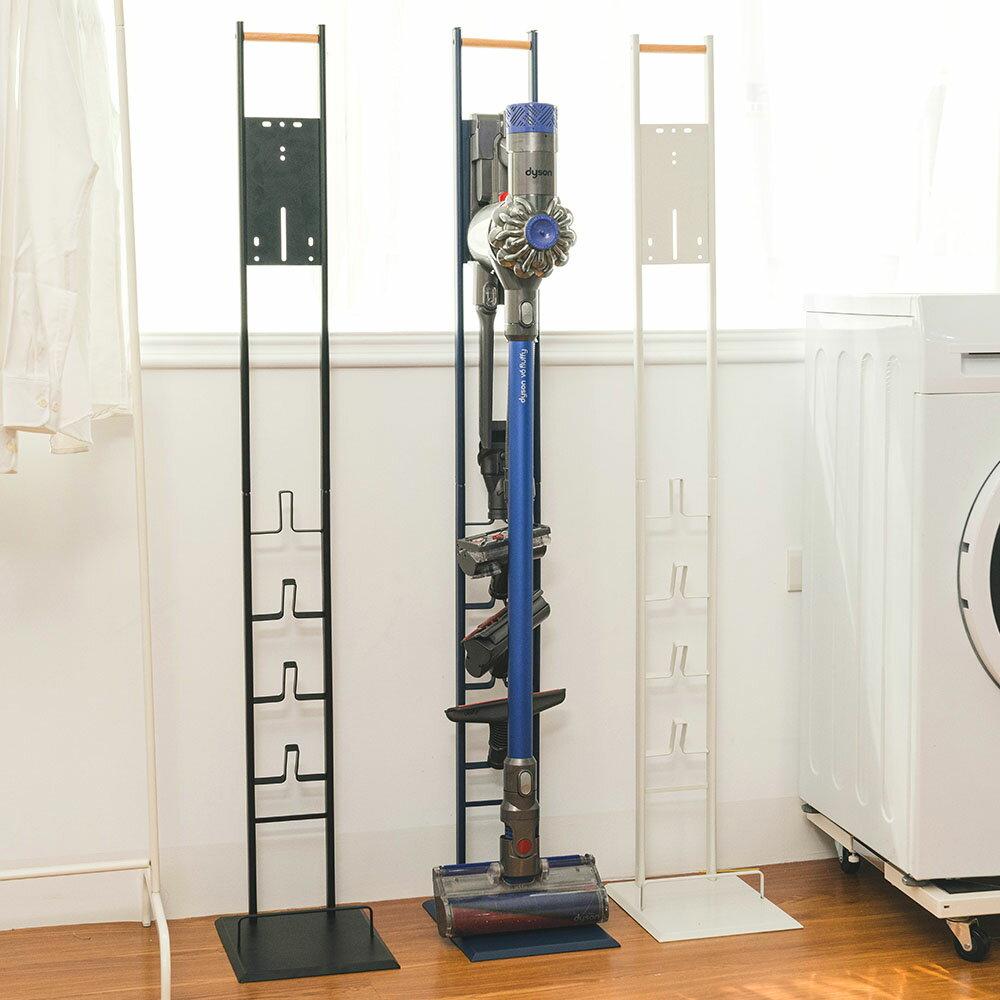 吸塵器架 日系吸塵器收納架-3代 直立式吸塵器收納架 Dyson 戴森適用  收納架  樂嫚妮【A051】 1