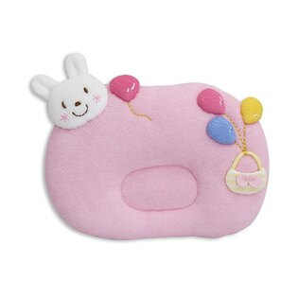 AKACHAN阿卡將小兔&汽球授乳枕-粉
