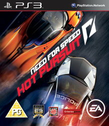 PS3 極速快感:超熱力追緝 -英文版- Need For Speed:Hot Pursuit