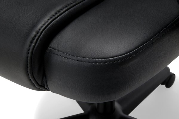 Office Essentials Ofm Essentials Collection Racing Style Gaming Chair In Black Ess 3083 Blk Rakuten Com