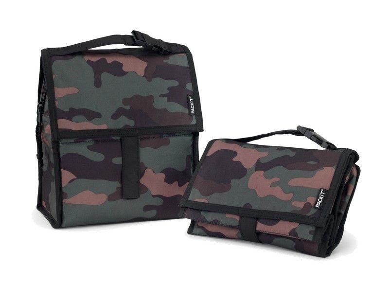 美國 【PACKiT】冰酷 多功能冷藏袋(時尚迷彩) - 限時優惠好康折扣