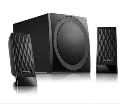 【Microlab】M-3002.1聲道多媒體音箱系統