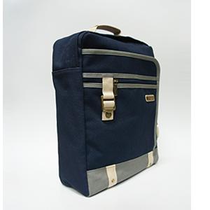CORRE【CP803】 復古帆布手提後背兩用包 藍 / 橘 / 紅 共三色 2