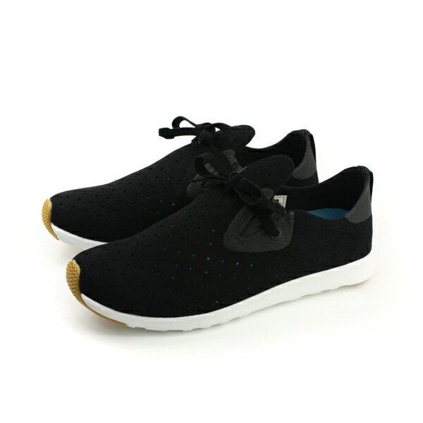 native APOLLO MOC 阿波羅鞋 黑色 男女鞋 no615