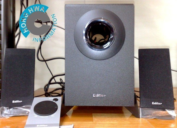 Edifier M1360 2.1聲道 三件式多媒體喇叭