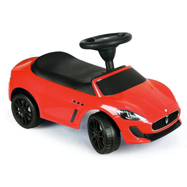 TheLife 樂生活:寶貝樂精選瑪沙拉蒂學步車遊戲車-紅色(BTRT353R)