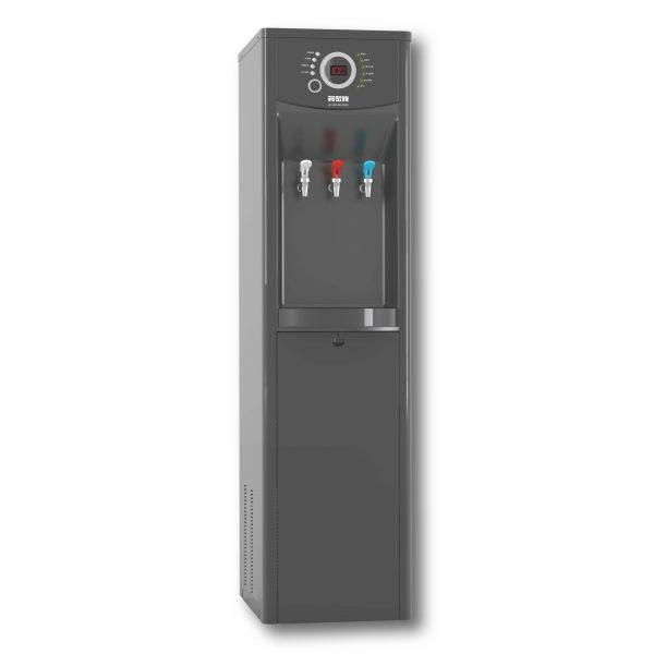 ★限期加贈半年份濾芯 賀眾牌 微電腦冰溫熱落地型節能飲水機-RO淨水系統  UN-1322AG-1-R 含基本安裝 (能源分級:第2級)