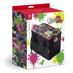 任天堂 Nintendo Switch NS 原廠 漆彈大作戰2 大容量 主機 收納包 攜帶包 旅行包【台中恐龍電玩】