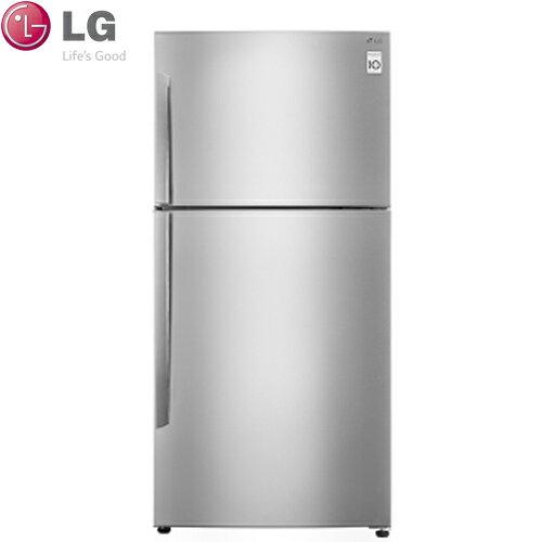 LG 樂金 GN-B490SV Smart 變頻上下門冰箱 496L 1級能效 (精緻銀)