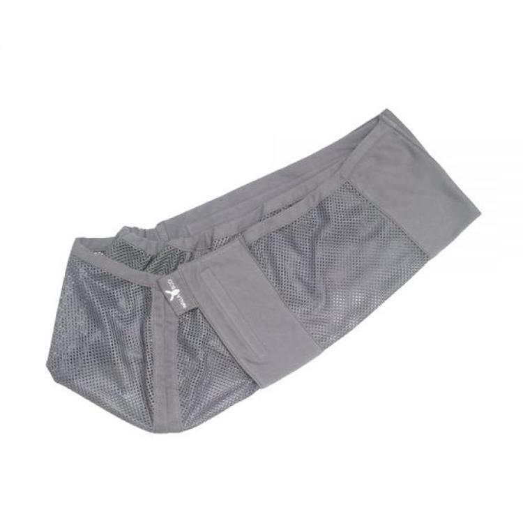 【Wallaboo】 酷媽袋鼠背巾 AIR空氣版- (深灰/深藍/太空銀)