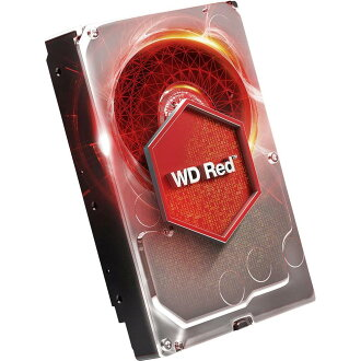 【點數最高 10 倍送】WD【紅標】4TB 3.5吋 NAS硬碟(WD40EFRX)