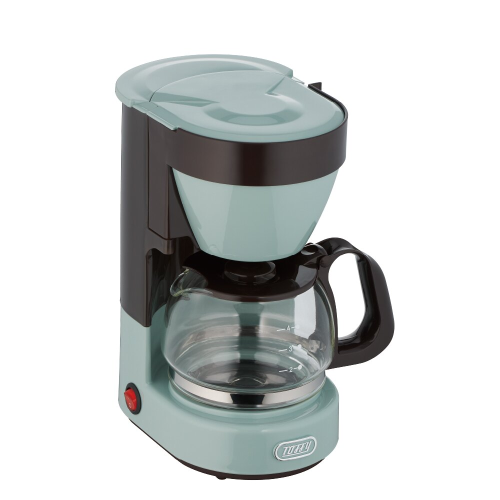 結帳價$1280 磨豆機 / 咖啡機 日本Toffy復古四杯美式咖啡機  完美主義【U0160】 3