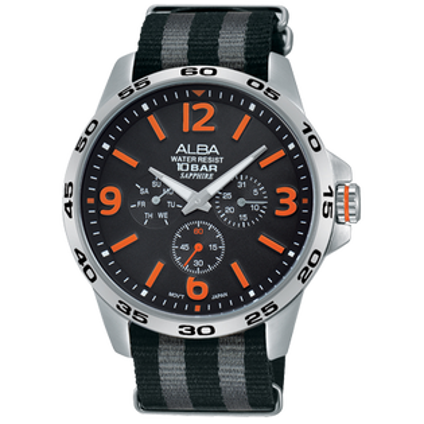 ALBAVD75-X092O(AP6341X1)日曆運動腕錶44mm
