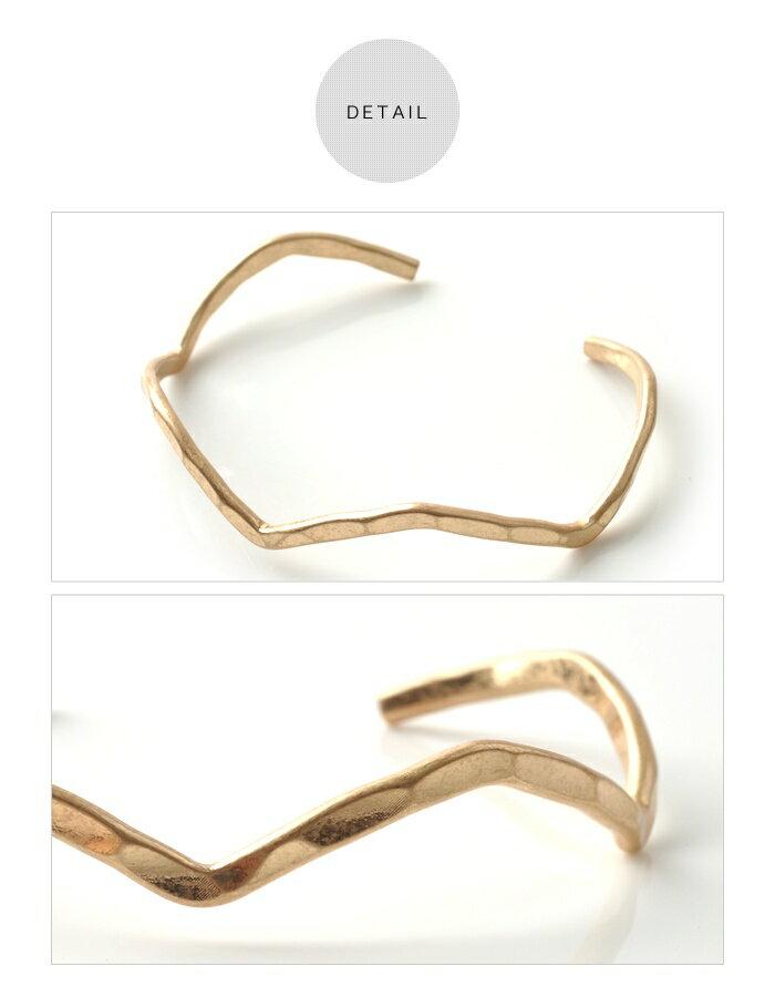 日本CREAM DOT  /  典雅不規格手環  /  qc0330  /  日本必買 日本樂天直送(1098) 4