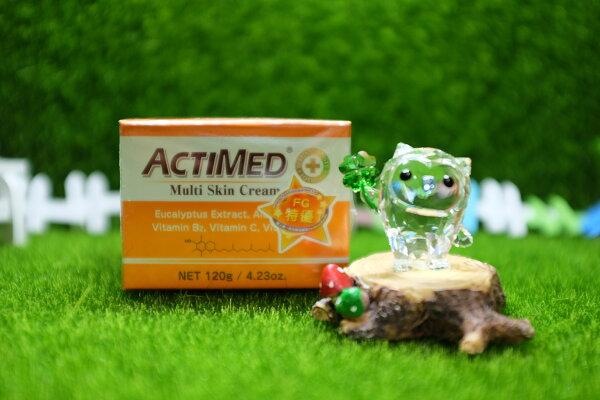 艾迪美 乳霜 120g#ACTIMED