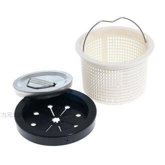 【九元生活百貨】三合一塑料水槽提籠/大 水塞 水槽提籃
