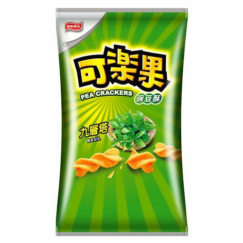 愛買線上購物:可樂果豌豆酥-九層塔140g【愛買】